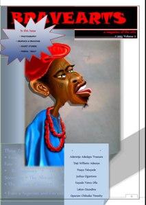 Bravearts Mag (2015 Vol 2)