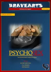 Bravearts Mag, 2015 Vol 3: PSYCHOSEX