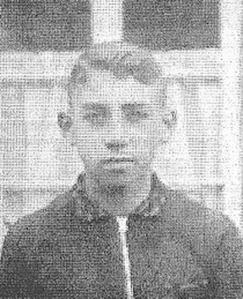 • Hans Hauck as a boy