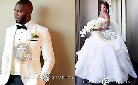DIGITAL MARRIAGE: MR AND MRS IBRAHIM TIWA SAVAGE BALOGUN'S