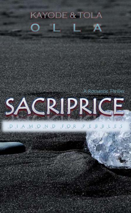 Sacriprice - Book Cover